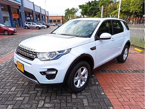 Land Rover Discovery Sport Se 2.0 At 4x4 2017