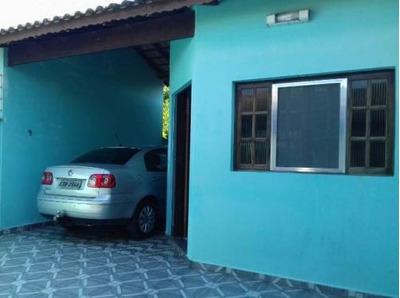Casa No Bairro Cibratel, 1 Dormitório, Itanhaém-sp - 5308/p