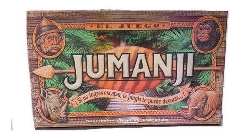 Imagen 1 de 1 de Jumanji El Juego!! Mejor Precio!!