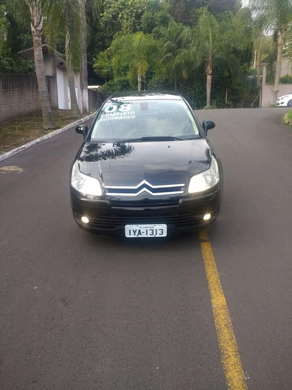 Citroën C4 Pallas 2.0 Exclusive Aut. 4p