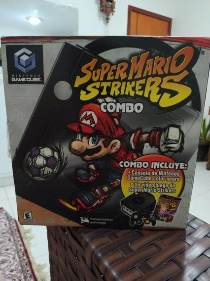 Nintendo Gamecube Na Caixa Impecavel Item De Colecao