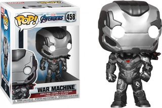 Funko Pop Avengers War Machine 458 Original!!