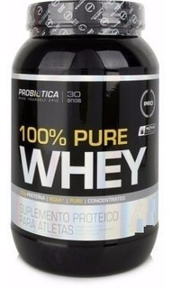 100% Pure Whey Protein 900g Chocolate Probiotica