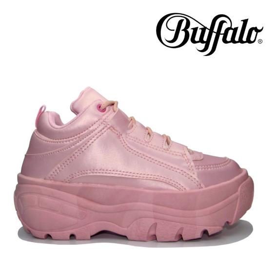 Tênis Sneaker Buffalo Plataforma Promoção
