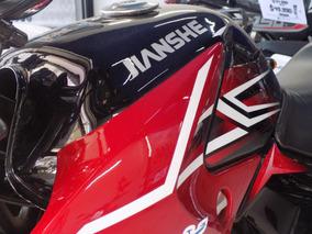 Jianshe 125cc-6b - No Ybr - No Cg S2 - 2