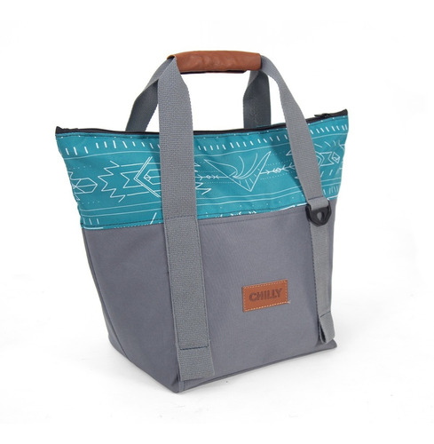Bolso Térmico Chilly 10 Lts Diseño Indie