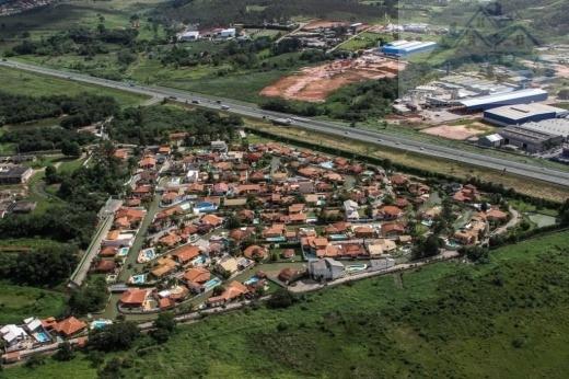 Aluguel Casa Em Condomínio Fechado Bom Jesus Dos Perdões Brasil - Ca0375-a