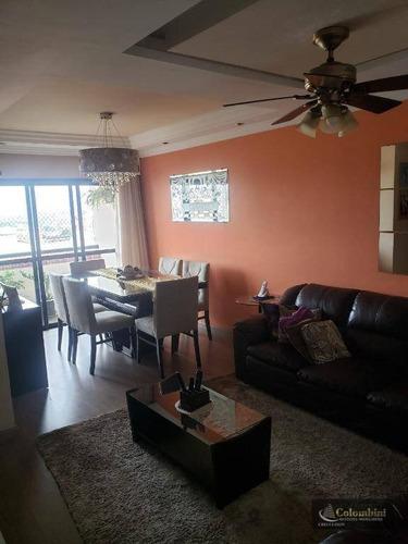 Imagem 1 de 15 de Apartamento À Venda, 85 M² Por R$ 610.000,00 - Cerâmica - São Caetano Do Sul/sp - Ap1207