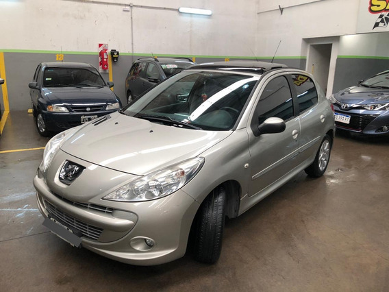 Peugeot 207 Full! Automático + Techo + Bluetooth