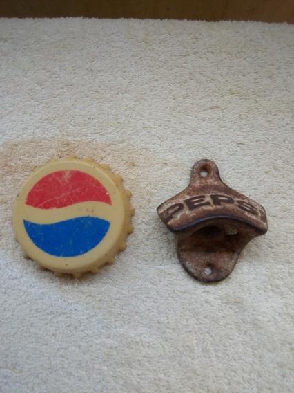 Destapadores Pepsi Antiguos