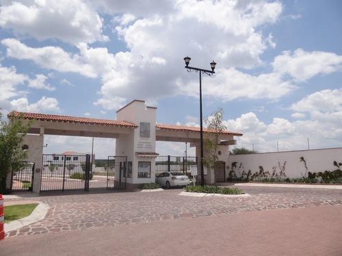 Terreno Listo Para Construir Cd. Maderas Querétaro