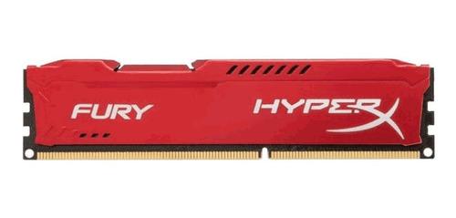 Memoria RAM 4GB 1x4GB HyperX HX318C10FR/4 Fury