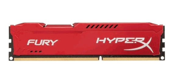 Memoria RAM 4 GB 1x4GB Kingston HX318C10FR/4