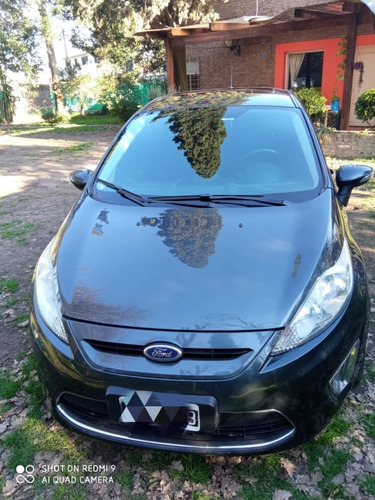 Imagen 1 de 10 de Ford Fiesta