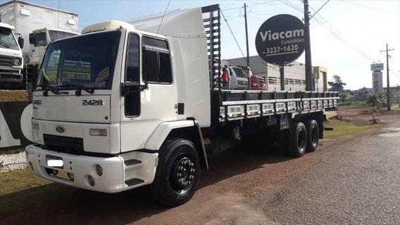 Caminhao Ford Cargo 2428