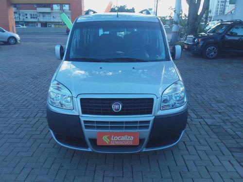 Imagem 1 de 9 de Fiat Doblò 1.8 Mpi Essence 7l 16v Flex 4p Manual