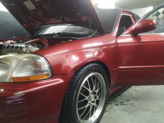 Honda Civic Civic Lx 1998