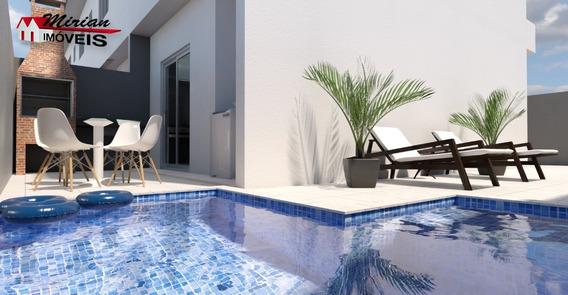 Condomínio Na Praia,condomínio Em Itanhém,sobrado Com Piscina,imóvel Novo Lado Praia - Ca01060 - 33726109