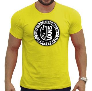 Kit 3 Camisas Blusas Gola Redonda Em Algodao Atacado