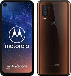 Motorola One Vision Color Moka