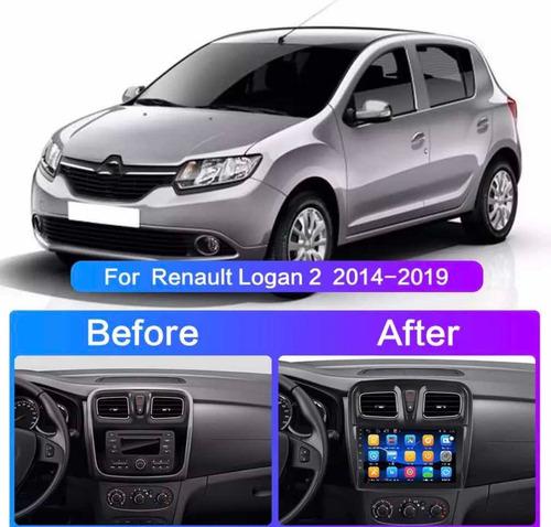 Pantalla 10 Pulgadas Android 10.1  2+16gb  Renault Sandero