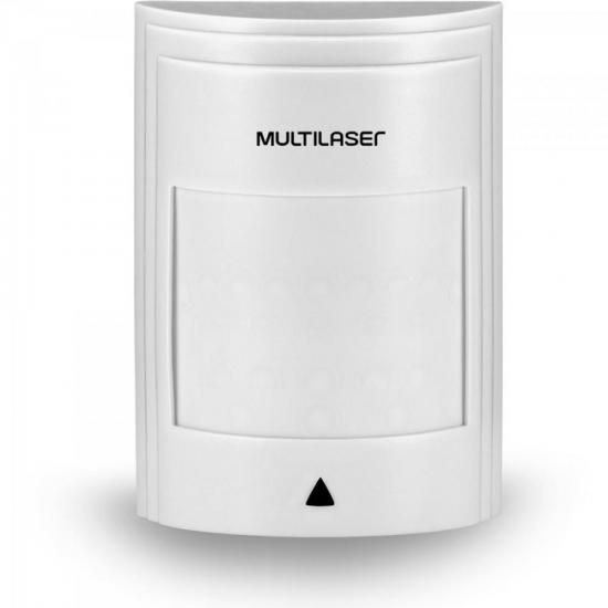 Sensor Ir Infra Passivo Pet 18kg Se410 Branco Multilaser