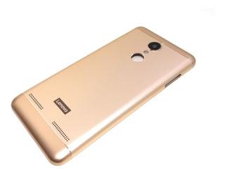 Tampa Traseira Carcaça Lenovo Vibe K6 K33b36 5.0 Gold Origin