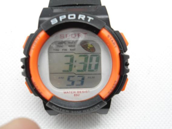 Relógio Sport Digitalde Mostruário Estar Novo- Promoção