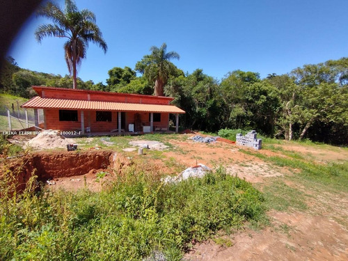 Chácara Para Venda Em Ibiúna, Centro, 1 Dormitório, 1 Banheiro - 018_1-1687399