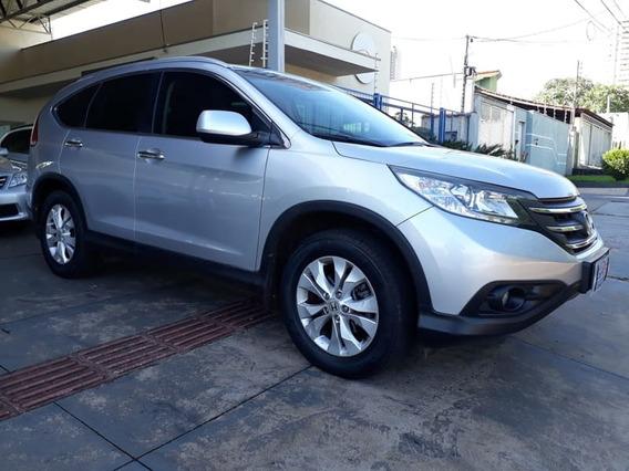 Honda Cr-v Exl 2.0 16v 4wd Aut. 2012