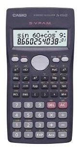 Calculadora Casio Fx 95ms Ecuaciones/resolvente