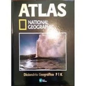 Atlas National Geographic - Dicinario Geografico
