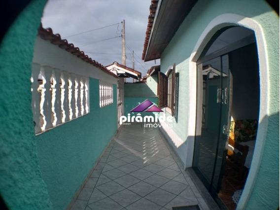 Casa Com 2 Dormitórios À Venda, 120 M² Por R$ 200.000 - Praia Das Palmeiras - Caraguatatuba/sp - Ca4906
