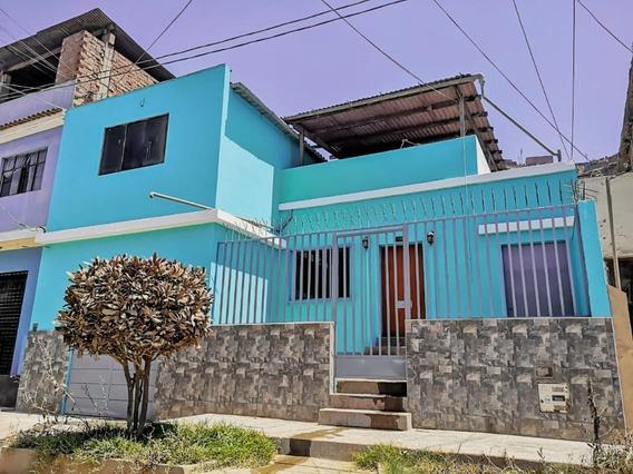 Remato Casa 2 Pisos - Área 278m2 - Villa María Del Triunfo