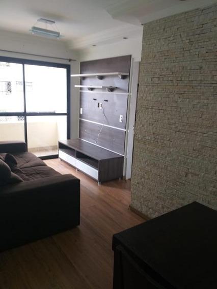 Apartamento Com 2 Dormitórios Para Alugar, 75 M² - Vila Rosália - Guarulhos/sp - Ap7771