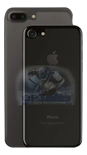 Screen Protector  iPhone 7 7 Plus Atras Back Trasero