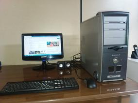 Computador Completo Dual Core 3gb