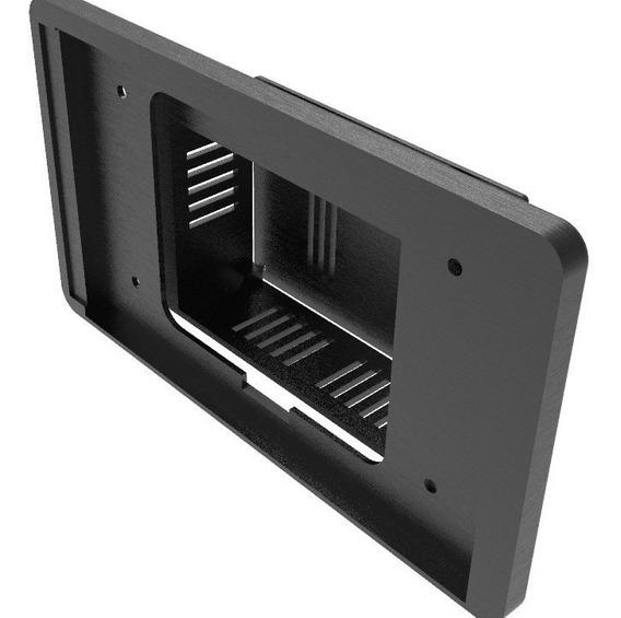 Case Raspberry Pi Para Tela Display 7 Pol Resistente Barato