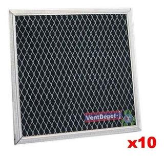 Filtros De Carbon Activado Mx, Mxcrb-0546, 16x20x1 , Eficie