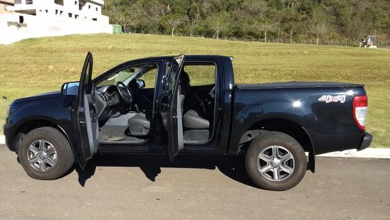 Ranger Cabine Dupla Xls Turbo Diesel 4x4 Aut Único Dono