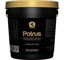 Suplemento Vitaminico Mineral Potrus 2,5 Kg