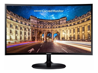*monitor Samsung 24 Curvo Led Va 4ms C24f390fh