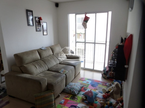 Apartamento Em Condomínio Padrão Para Venda No Bairro Colônia (zona Leste), 2 Dorm, 1 Vagas, 47 M - 867