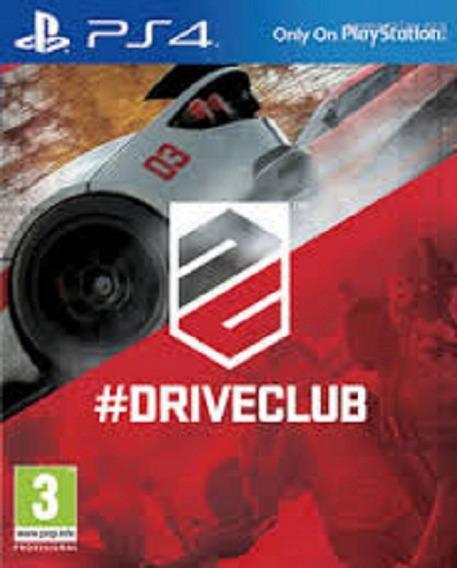 Driveclub - Ps4 - Psn - Original 1 Em Midia Digital