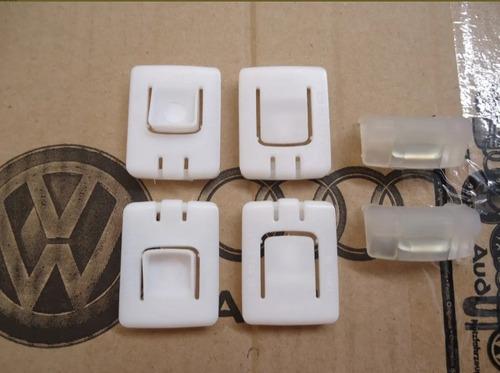 Imagem 1 de 2 de Kit Trava E Deslizante Do Banco Original Linha Volkswagen