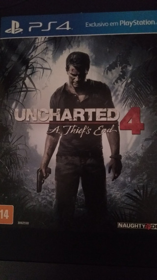 Game Uncharted 4 - A Thief