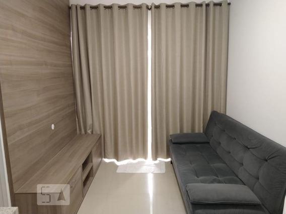 Apartamento Para Aluguel - Brooklin, 1 Quarto, 41 - 893116137