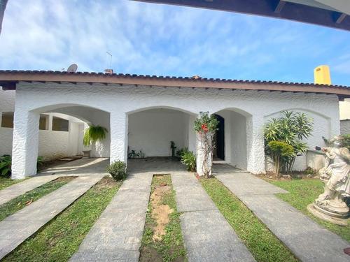 Imagem 1 de 18 de Casa Com 5 Dormitórios À Venda, 325 M² Por R$ 1.200.000,00 - Balneário Praia Do Pernambuco - Guarujá/sp - Ca3365