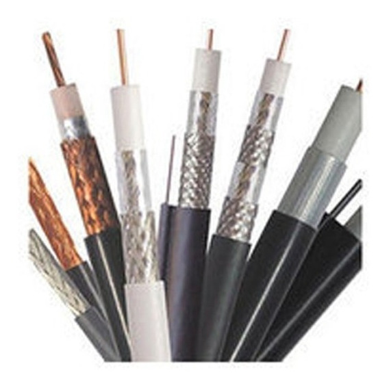 Cable Para Antena Rg213 Foan Baja Perdida X 30 Mts.
