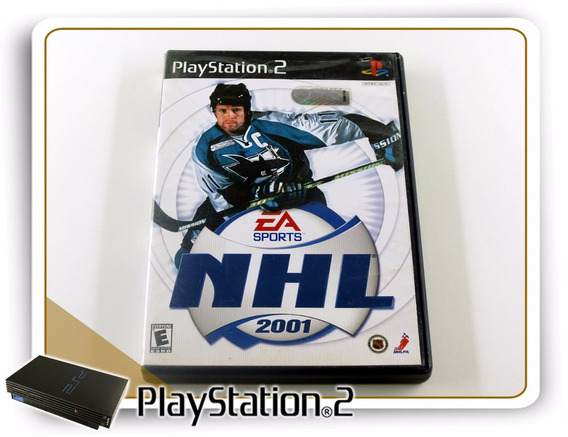 Ps2 Nhl 2001 Original Playstation 2